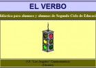 El verbo | Recurso educativo 34806