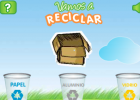 Vamos a reciclar | Recurso educativo 45478