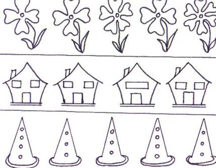 Ficha: Figuras diferentes | Recurso educativo 48516 - Tiching