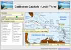 Game: Caribbean capitals (2) | Recurso educativo 49903