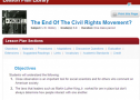 The end of the Civil Rights movement? | Recurso educativo 70571