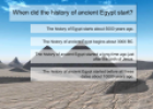 Ancient Egypt quiz | Recurso educativo 73091