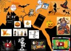 Halloween: halloween | Glogster EDU - 21st century multimedia tool for | Recurso educativo 736338