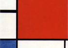 Composition II with red, blue and yellow. Piet Mondrian | Recurso educativo 767537