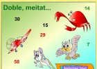 Doble, meitat... | Recurso educativo 770430