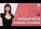 Curso de WordPress Visual | Creación de diseños | Recurso educativo 771913