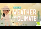Weather and Climate | Recurso educativo 776516