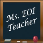 Ms EOI Teacher